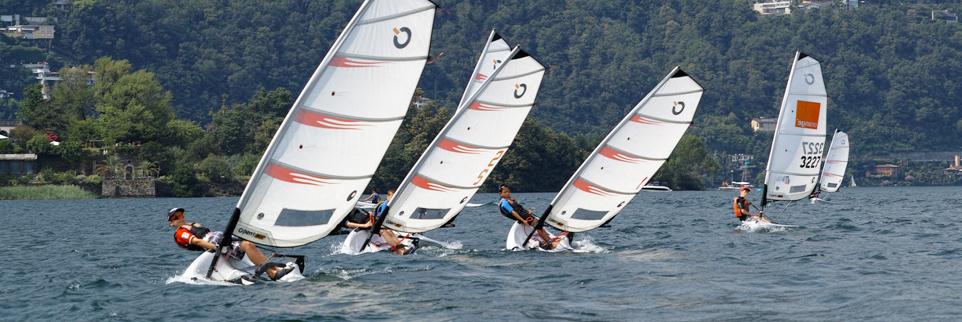 Scuola vela per giovani